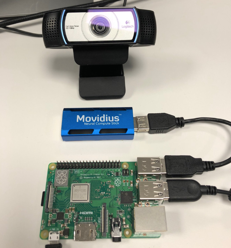 Adding AI to the Raspberry Pi with the Movidius Neural