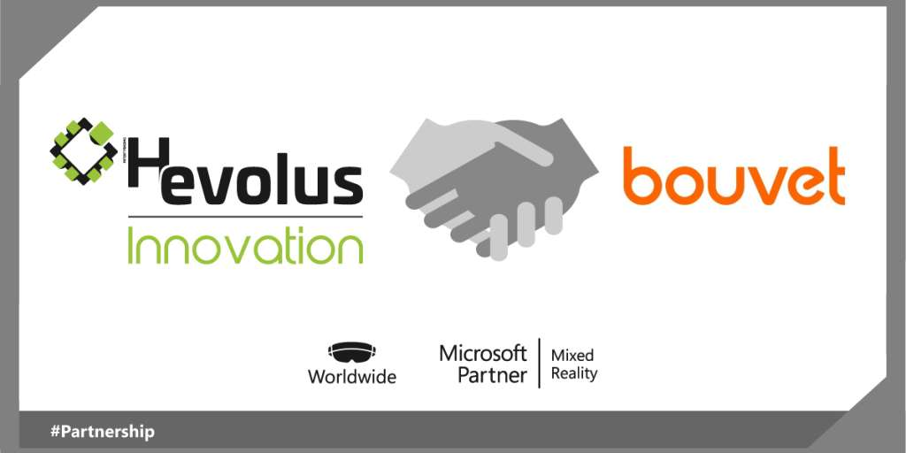 Hevolus Innovation and Bouvet announce the start of their partnership for disruptive customer journey projects aimed at the Retail and Maintenance sectors