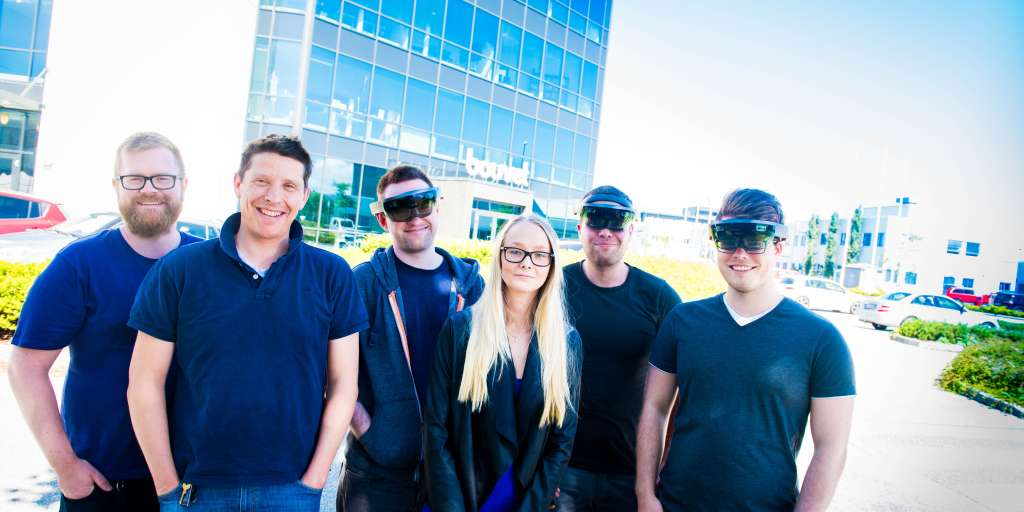 First Norwegian Mixed Reality Partner